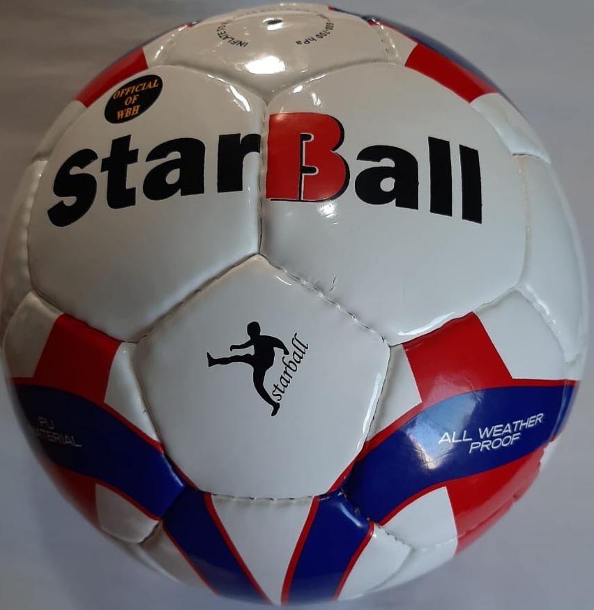 pelota de fútbol STARBALL PU Latino tamaño 4