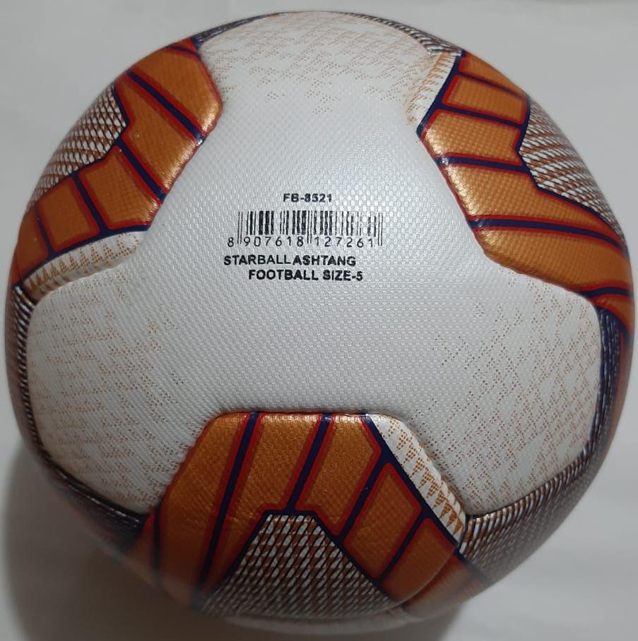 pelota  de futbol STARBALL CALIDAD FIFA Ashtang (ISL) Tamaño-5