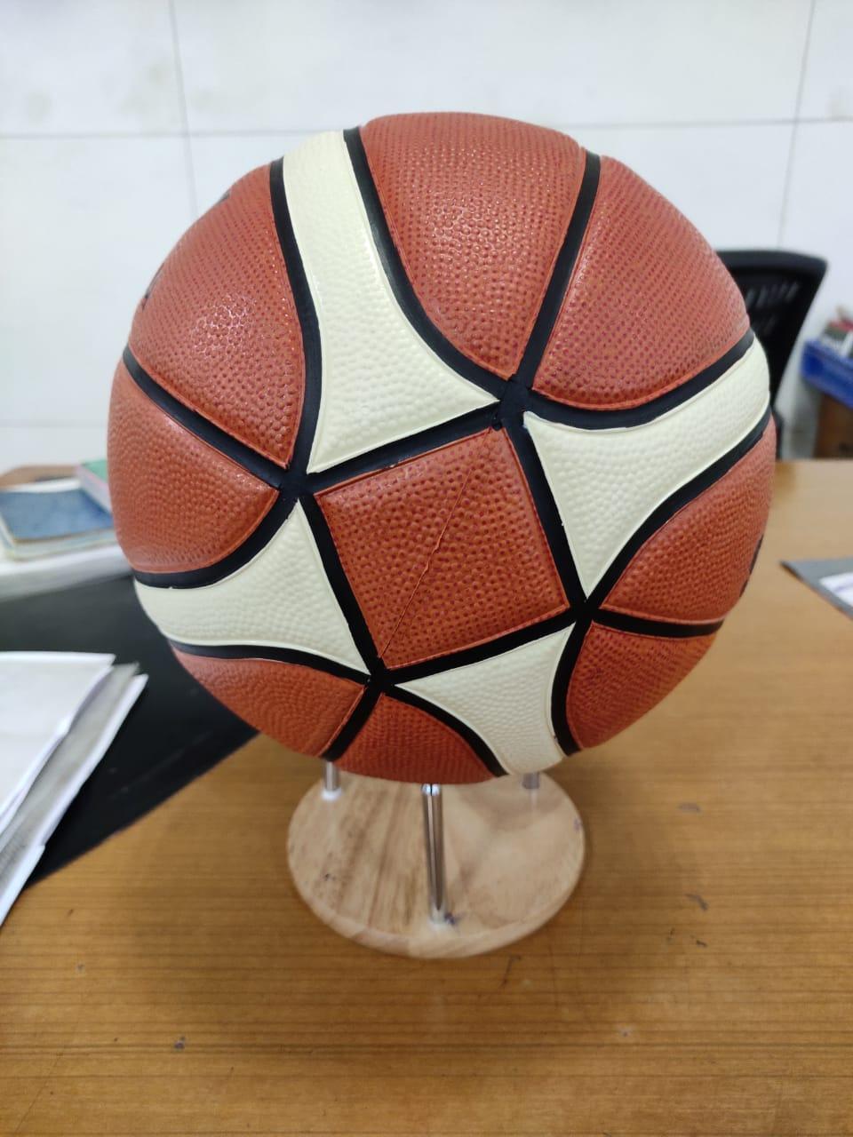 PELOTA DE BASKETBALL PU PROFESSIONAL #7