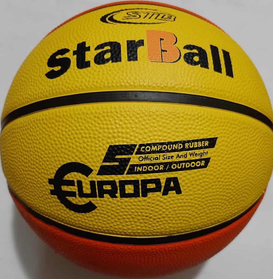 Pelotas de baloncesto STARBALL NRO. 7 Europa